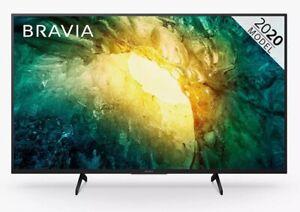 "Sony Bravia KD49X7053 (2020) 49"" Smart 4K UHD LED TV HDR Freeview Play C Grade"