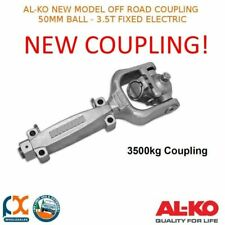 ALKO OFF ROAD COUPLING 3.5 TONNE ELECTRIC GALV HITCH TRAILER OFFROAD