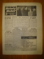 MELODY MAKER 1943 #513 JAZZ SWING JOE STRATEN PREAGER