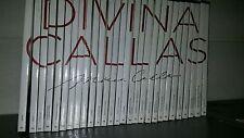 OPERA COMPLETA 28 DVD + 28 MINI BOOK DIVINA CALLAS MARIA CORRIERE DELLA SERA
