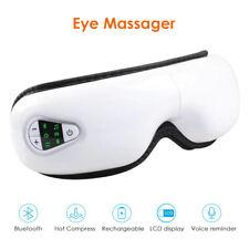 Portable Electric Bluetooth Eye Mask Massager 5 Mode For Eye Fatigue Dark Circle