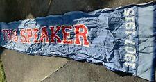 Boston Red Sox Fenway Park Tris Speaker Stadium Banner Hung Outside Park