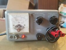 Vintage Hp 721A Adjustable Power Supply Hewlett Packard