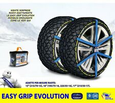 Catene Neve Power Grip 12mm Gruppo 100 Gomme 205//75r15 Suzuki Vitara VX