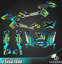 CAN-AM OUTLANDER MAX 500 650 800R GRAPHICS KIT DECALS STICKERS atv