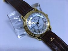 Maurice Lacroix 27294 Masterpiece 5hand's Complication Automatic Man's Watch