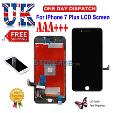 For Apple iPhone 7 Plus 5.5'' Screen Replaceme LCD Display Touch Digitizer Black