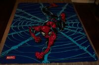 """Marvel Comics THE AMAZING SPIDER-MAN SPIDERMAN SOFT THROW BLANKET 47"""" by 60"""""""
