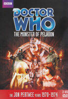 Doctor Who - The Monster of Peladon (Jon Pertw New DVD