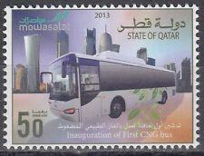 Qatar 2012 ** Mi.1407 Bus Cars Autos