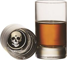 Brilliant - Skull/Pirate's Potion Shot Glass, 2 oz. Set of 4