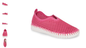 Ilse Jacobsen Tulip 139 Rose Violet Slip-on Sneaker Women's EU sizes 36-41 NEW!!