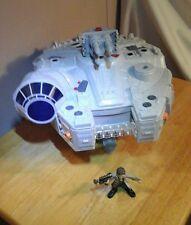Playskool Galactic Heroes Star Wars Millennium Falcon With HAN SOLO
