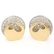 Pendientes de joyería con diamantes VVS1