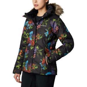 New Columbia Women's Lay D Down II Winter Jacket, Waterproof & Breathable 2X