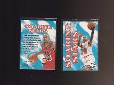 1997-98 Fleer Soaring Stars Tim Hardaway Heat #7