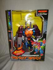 Transformers Beast Wars Transmetals Maximal Optimal Optimus 1999