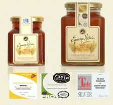 Greek Thyme Honey net weight 26.5oz-1.65lb-750g - Most Awarded Greek Honey
