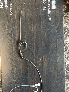 5 X Blowback Rigs Tied With N-Trap Soft Size 6 Barbed Hooks