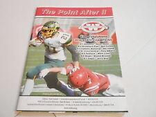 DEC 2016 THE POINT AFTER - WISCONSIN FOOTBALL COACH magazine STATE CHAMPS