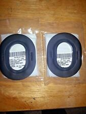 1 pair Gentex Helmet Earpad Seal Assy, part 76C2990,     (loc =  Lkr 2  top)