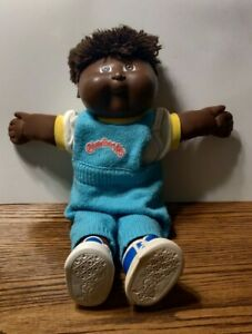 Boy Doll African American Cabbage Patch Dolls For Sale In Stock Ebay