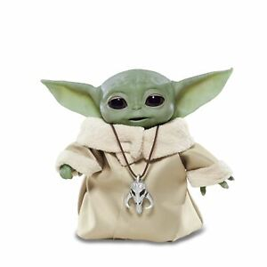 "Star Wars The Child Animatronic Edition ""AKA Baby Yoda"" with Over 25 Sound and M"
