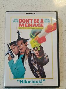 Don't Be a Menace DVD Marlon Wayans , Shawn Wayans