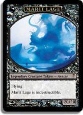 Marit Lage Token  Foil  MTG   Magic