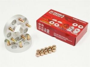 Ichiba V2 Wheel Spacers 27MM 5x114.3 Acura CL TL RSX TSX Honda Accord Civic