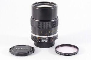 Nikon Ai NIKKOR 135mm f3.5 From JAPAN #128121