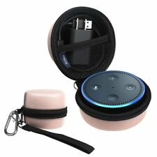 For Amazon Echo Dot 2nd / 1st Gen Carrying Case Cover Portable Travel Bag Box