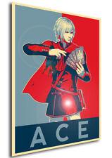 Poster Propaganda - Final Fantasy Type Zero - Ace