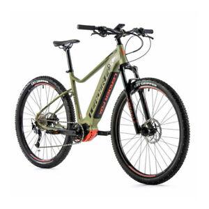 Bicycle Electrique-Vae MTB LEADER FOX 29'' Altar 2020 Man Engine Central Bafang