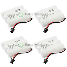 4 NEW Home Phone Rechargeable Battery for Uniden BT-800 BP-800 BT-905 500+SOLD