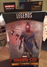 Marvel Legends Shang-Chi And The Legend Of The Ten Rings Death Dealer NO HYDE