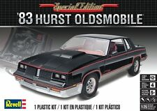 Revell Monogram 4317   1983 Hurst Oldsmobile Cutlass plastic model kit 1/25