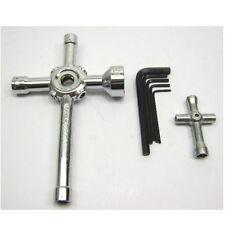 Arrma 1:8 Kit D'outils Douilles 7/8/10/17mm Tournevis à six pans creux ARR-0003