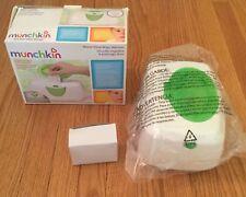 Munchkin Warm Glow Wipe Warmer - Used, Tested and Glows