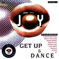 << (70s,80s & 90s) GET UP AND DANCE/ VARIOUS ARTISTS - 2 CD SET-NUMBERED EDITION