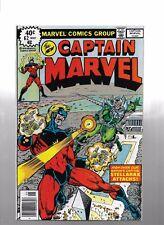 Captain Marvel #62 (May 1979, Marvel) Last Issue