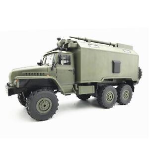 6WD WPL B36 Remote Control   Truck DIY RC Model Toy Auto Army Green
