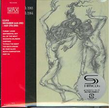 E.D.P.S-DECEMBER 14TH -1983 MAY 27TH 1984-JAPAN MINI LP SHM-CD Ltd/Ed G24