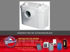 SFA Sanibroy pro WC Fördersystem Fäkalienpumpe Zerhacker Kleinhebeanlage