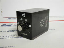 GENERAL TIME DELAY TIMER 2100 SERIES SOLID STATE 2111-IPF-001 REV-B-EGC