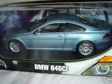 Hot Wheels  Blue BMW 645Ci