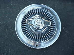 1964 Buick Special Delux  Full Wheelcover Hub Cap (WC-47) # B-9