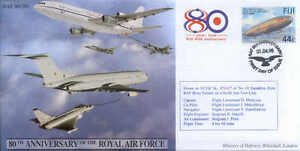 CC50a RAF Lockheed Tristar Vickers VC10 Eurofighter FDC
