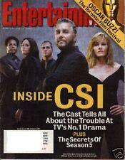 Entertainment Weekly PETERSEN/DOURDAN/FOX/EADS 10/1/04