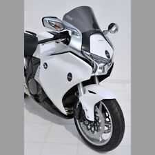 Bulle AEROMAX ERMAX Honda VFR1200 VFR 1200 2010/2016 Noir Clair 070103131
